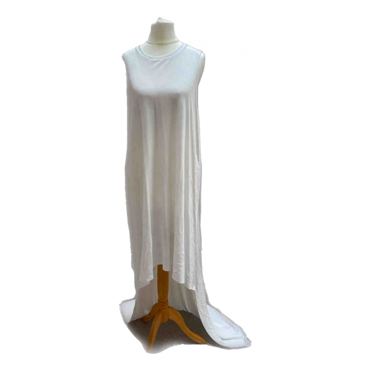 Aqaq - Robe   pour femme - blanc