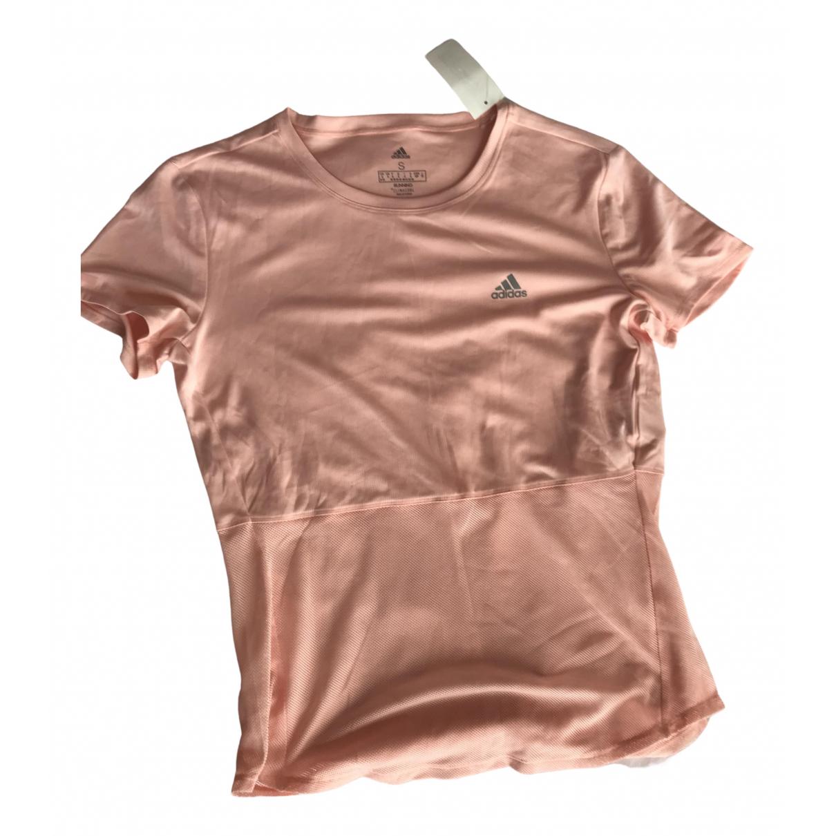 Adidas - Top   pour femme - rose