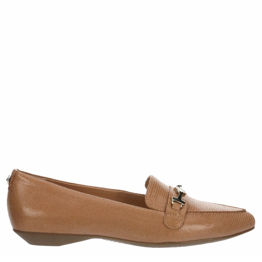Anne Klein Womens Orchard Slip-On Loafer Loafers