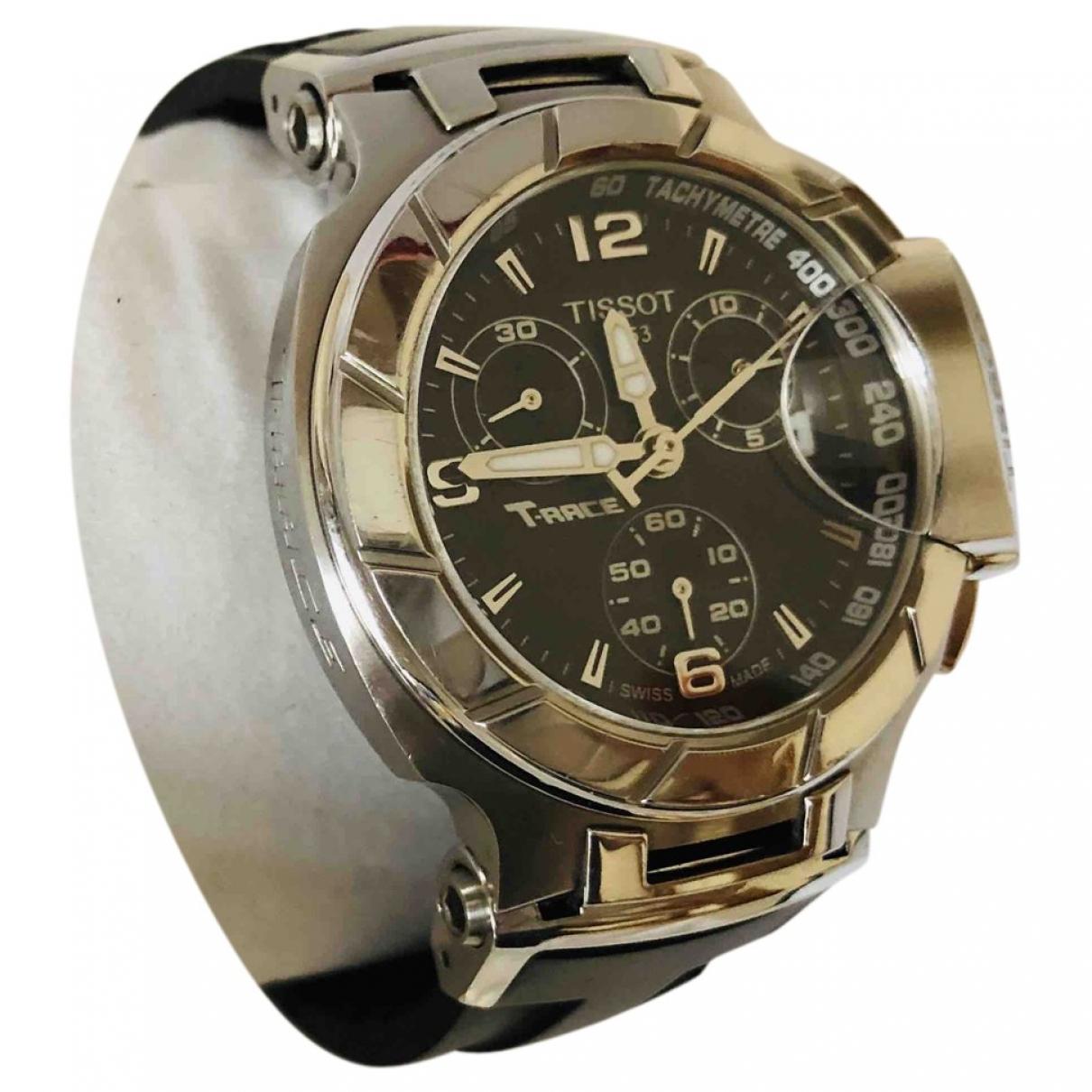 Tissot \N Uhr in  Silber Stahl