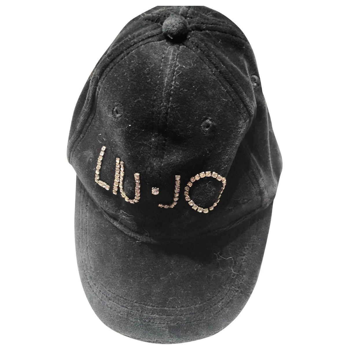 Liu.jo \N Black Cotton hat for Women M International