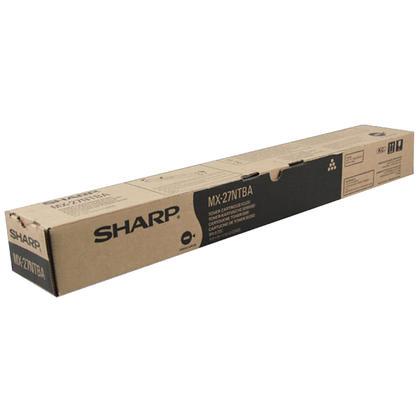 Sharp MX-27NTBA Original Black Toner Cartridge