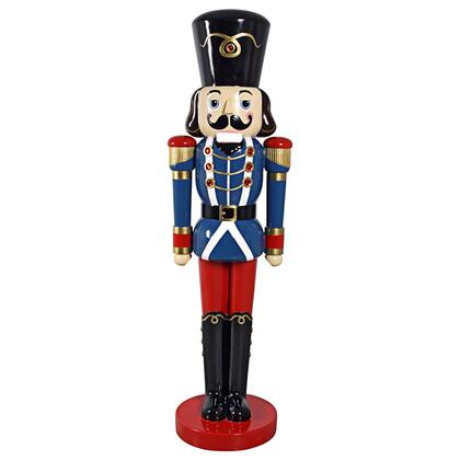 NE170046 Sargent At Arms 6Ft Nutcracker
