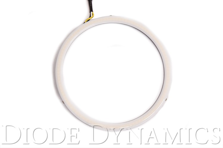 Diode Dynamics DD2056S Halo Lights LED 150mm Red Single