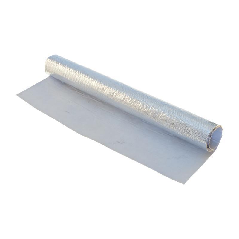 Heatshield Products Reflective heat shield cloth, light weight smooth finish, reflects radiant heat