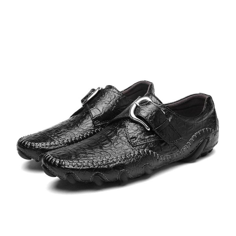 Ericdress Round Toe Slip-On Men's Shoes