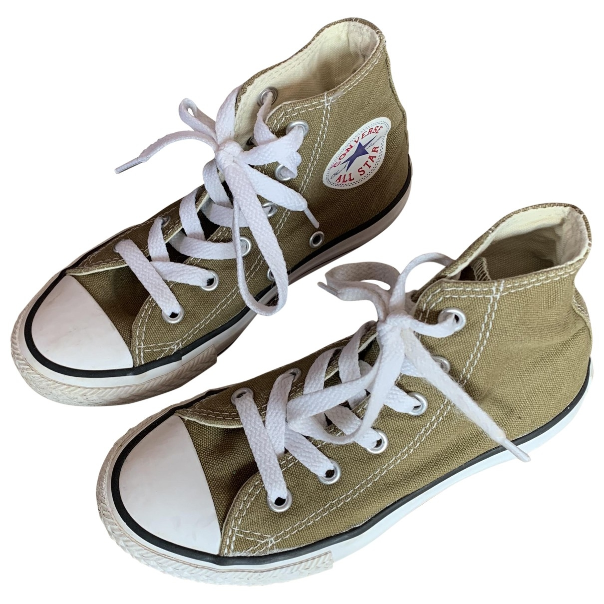 Converse \N Green Cloth Trainers for Kids 30 EU