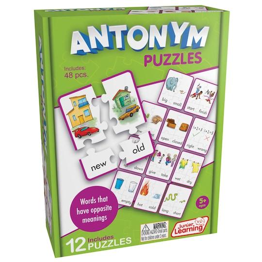 Junior Learning® Antonym Puzzles | Michaels®