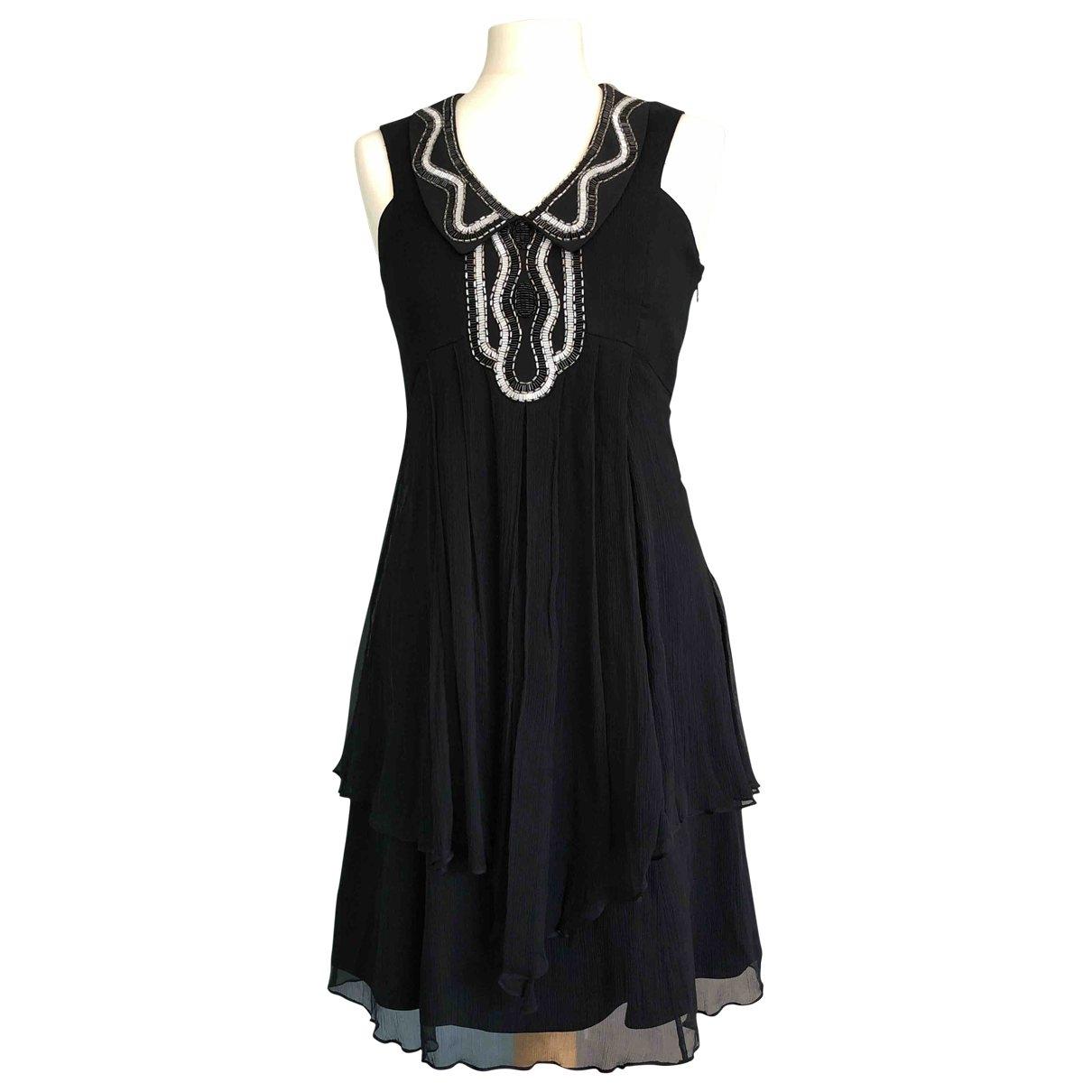 Mini vestido de Seda Temperley London