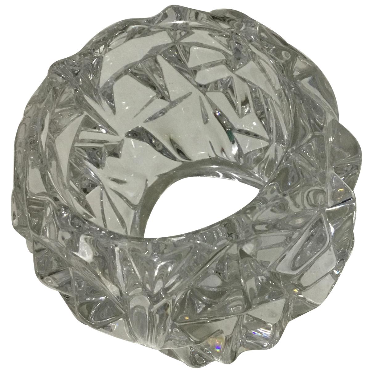 Tiffany & Co \N Accessoires und Dekoration in  Weiss Kristall