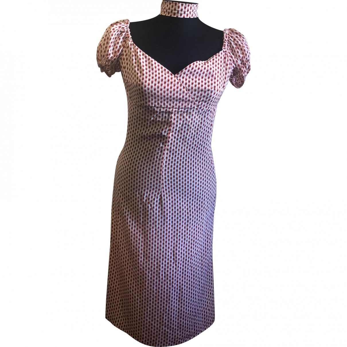 Alexis \N Silk dress for Women M International