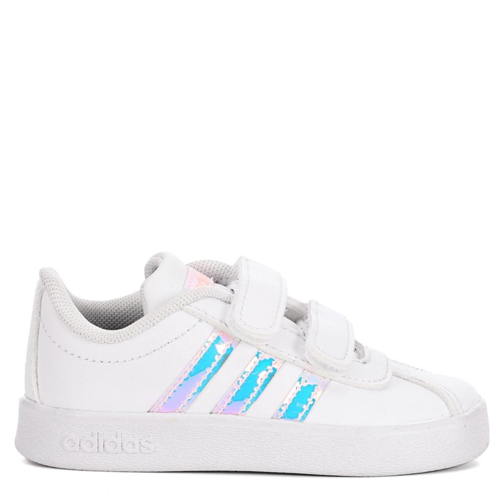 Adidas Girls Infant Vl Court 2.0 Shoes Sneakers