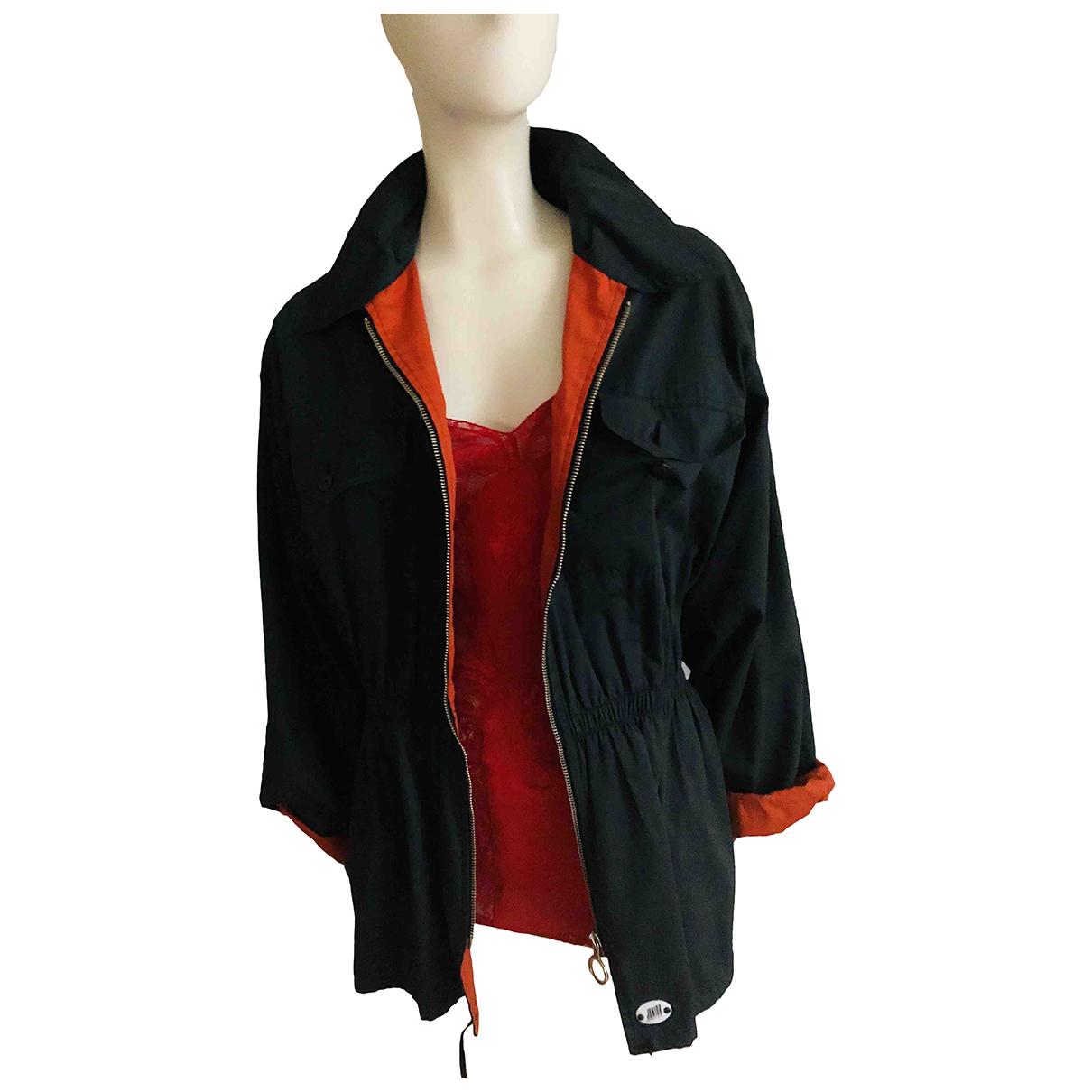 Jean Paul Gaultier N Blue Cotton jacket for Women M International