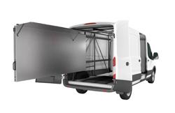 Cargo Glide 1 LH Sliding Wall Chevrolet Express Cargo 135 WB 2014-2019