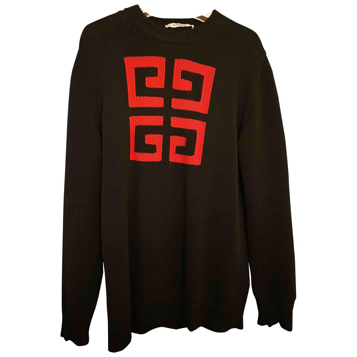 Givenchy \N Pullover.Westen.Sweatshirts  in  Marine Baumwolle