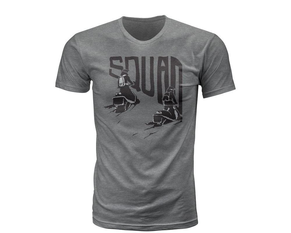 Fly Racing 351-0796L Squad Tee