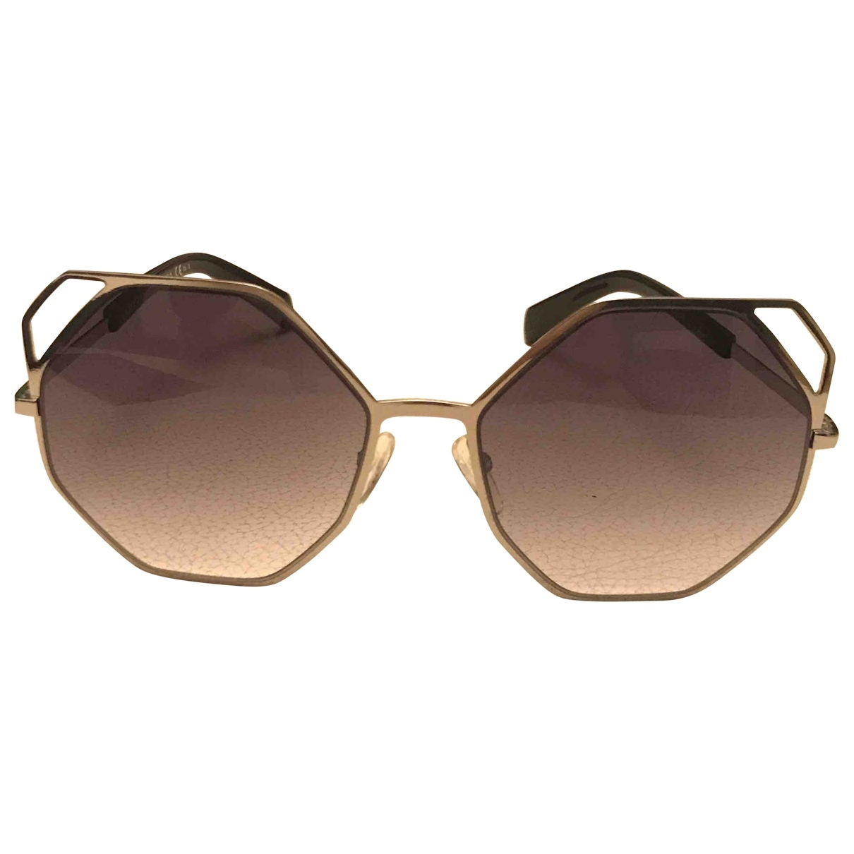 Marc By Marc Jacobs \N Silver Metal Sunglasses for Women \N