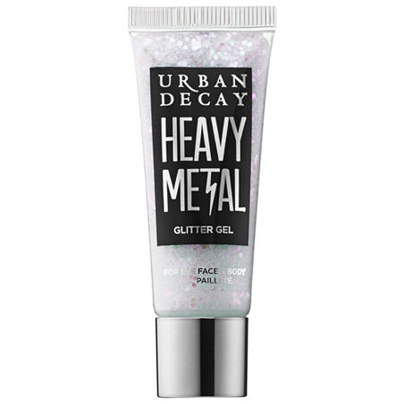 Urban Decay Heavy Metal Face & Body Glitter Gel - Sparkle Out Loud Collection, One Size , No Color Family