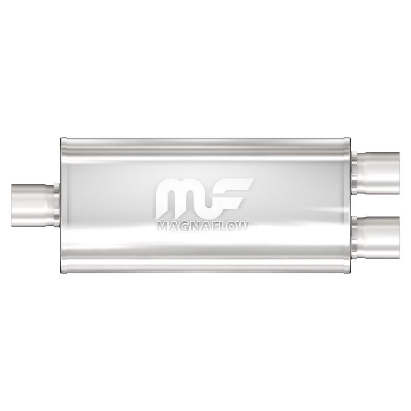 MagnaFlow 14221 Exhaust Products Universal Performance Muffler - 3/2.5