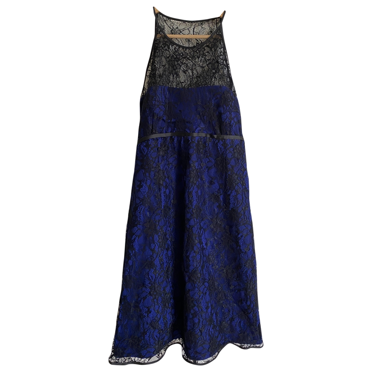 Non Signé / Unsigned \N Blue dress for Women 36 FR