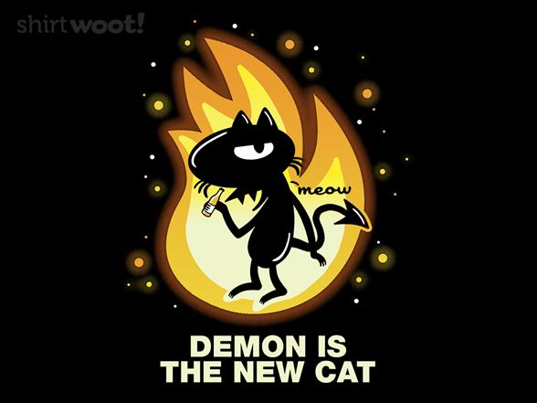 Definitely A Cat T Shirt