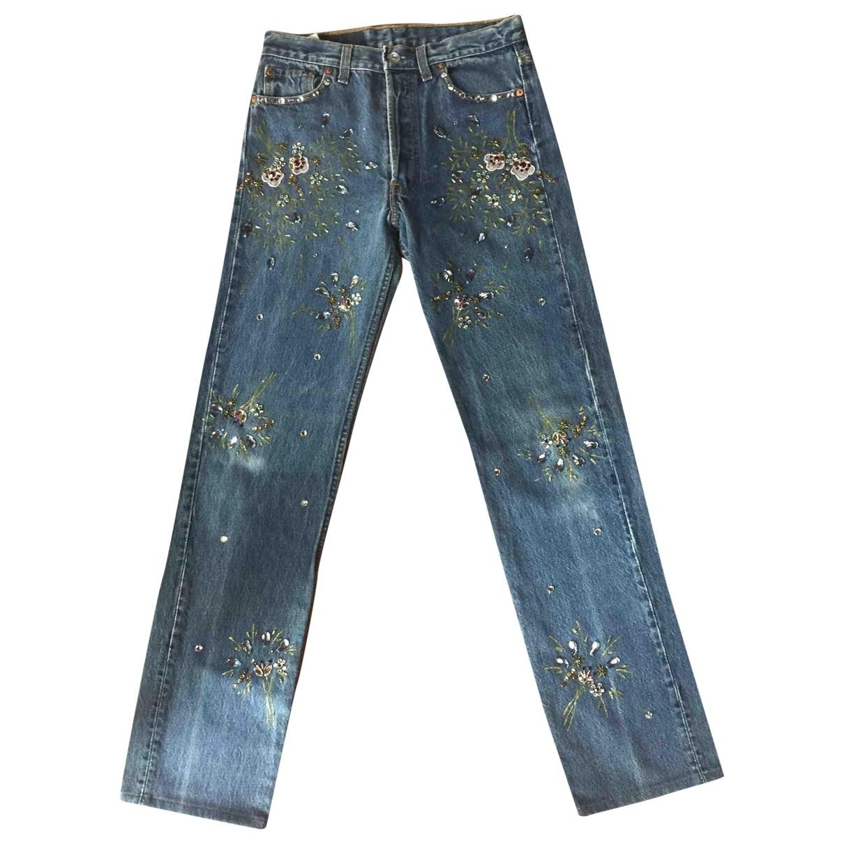 Levi's 501 Denim - Jeans Jeans for Women 30 US