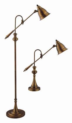 97623 Watson Adjustable Pharmacy Lamps (Set of 2)  in