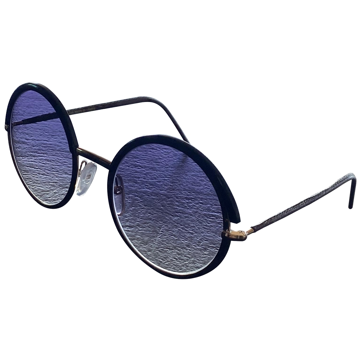 Cutler & Gross \N Gold Metal Sunglasses for Women \N