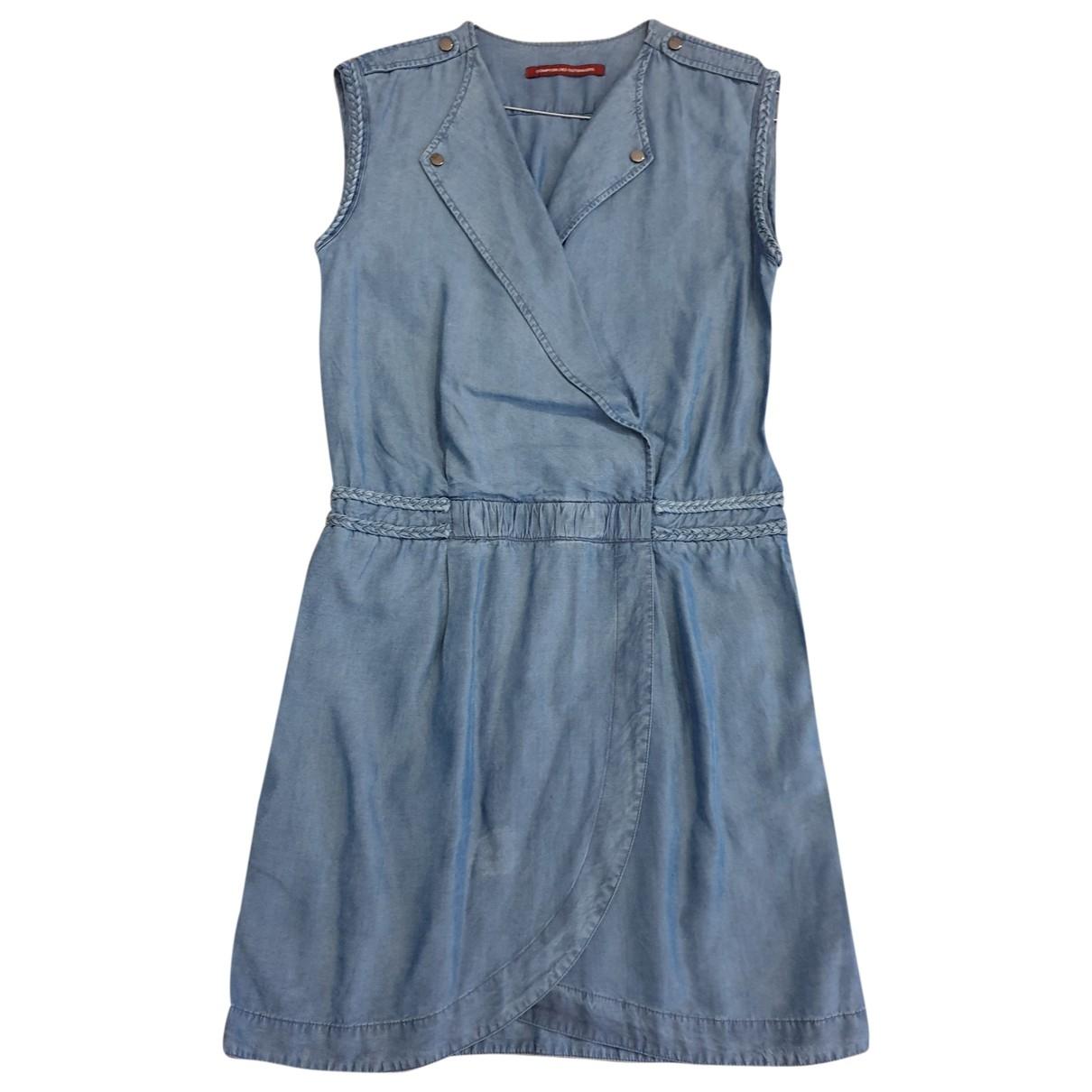 Comptoir Des Cotonniers \N Kleid in Denim - Jeans