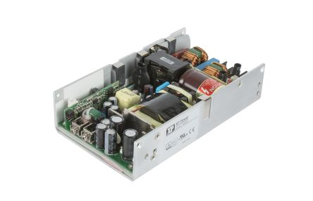 XP Power , 500W Embedded Switch Mode Power Supply SMPS, 12V dc, Open Frame, Medical Approved