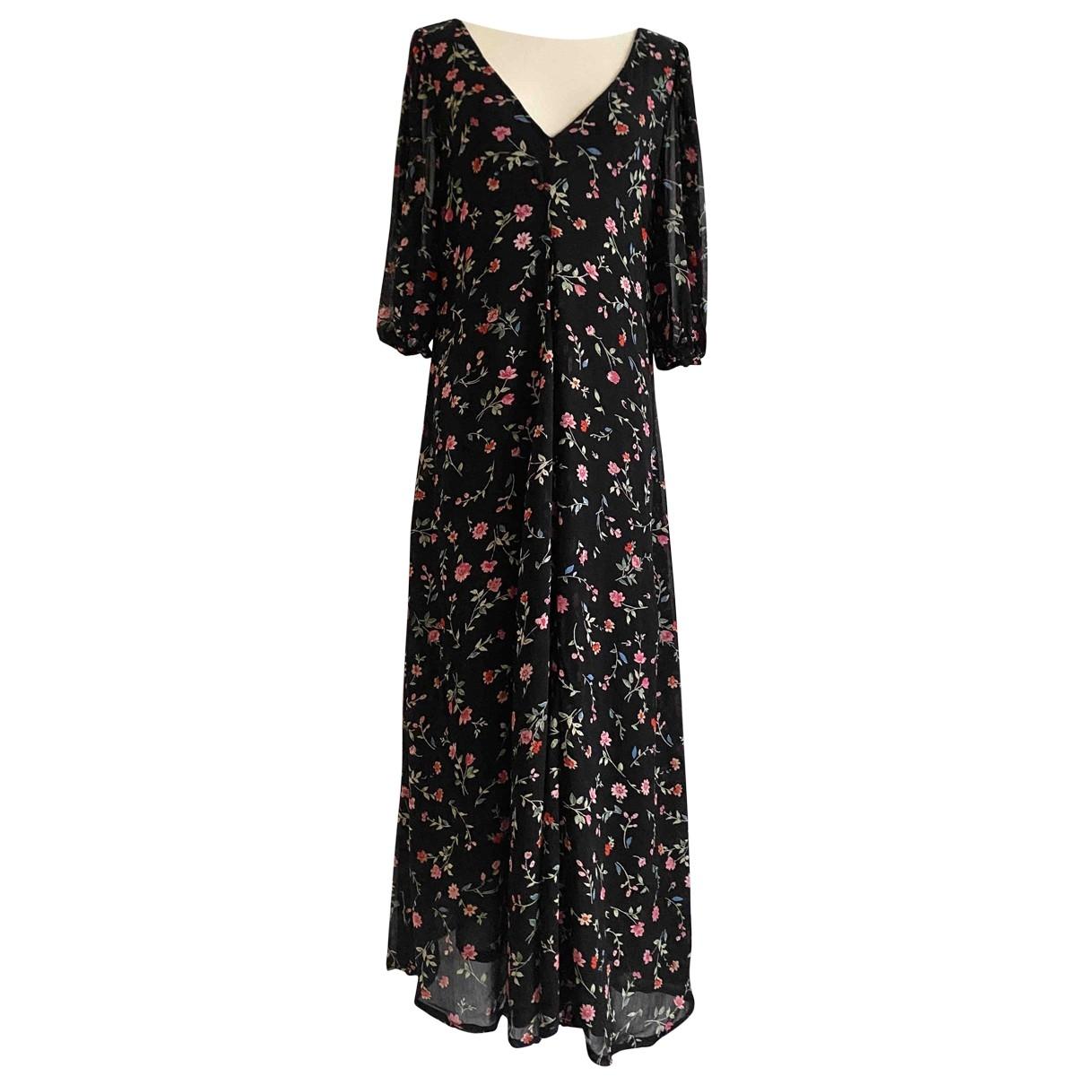 Ganni - Robe   pour femme - noir