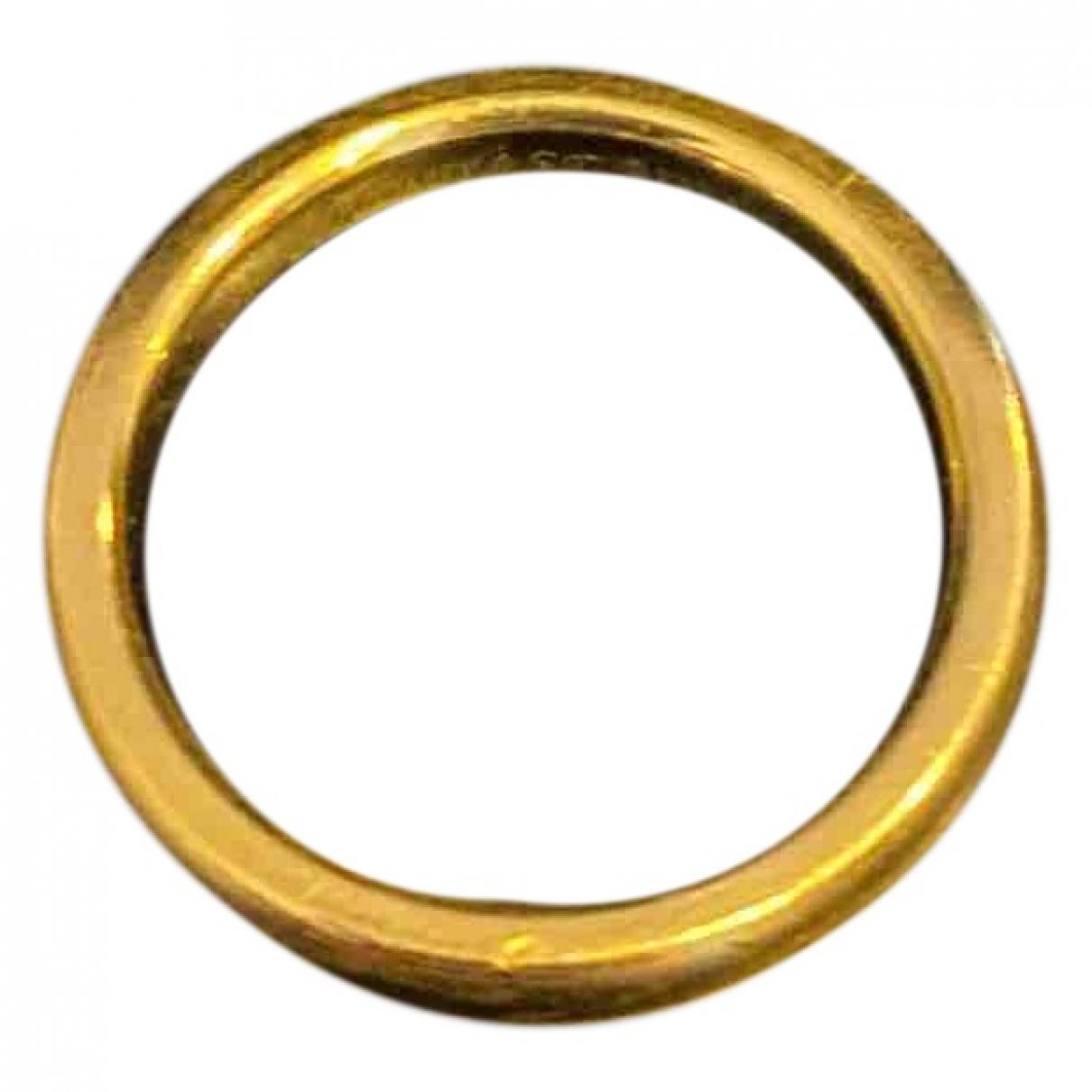 Tiffany & Co - Bague Elsa Peretti  pour femme en or jaune - dore