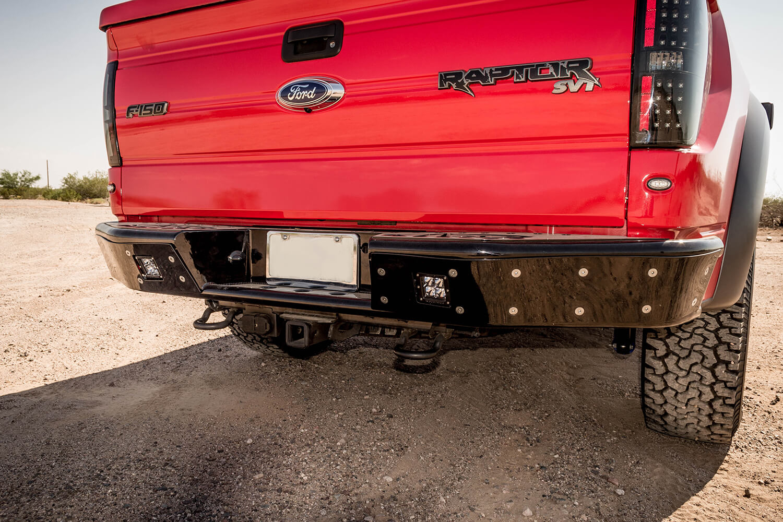 Addictive Desert Design Stealth R Rear Bumper Ford F-150 Raptor 10-14