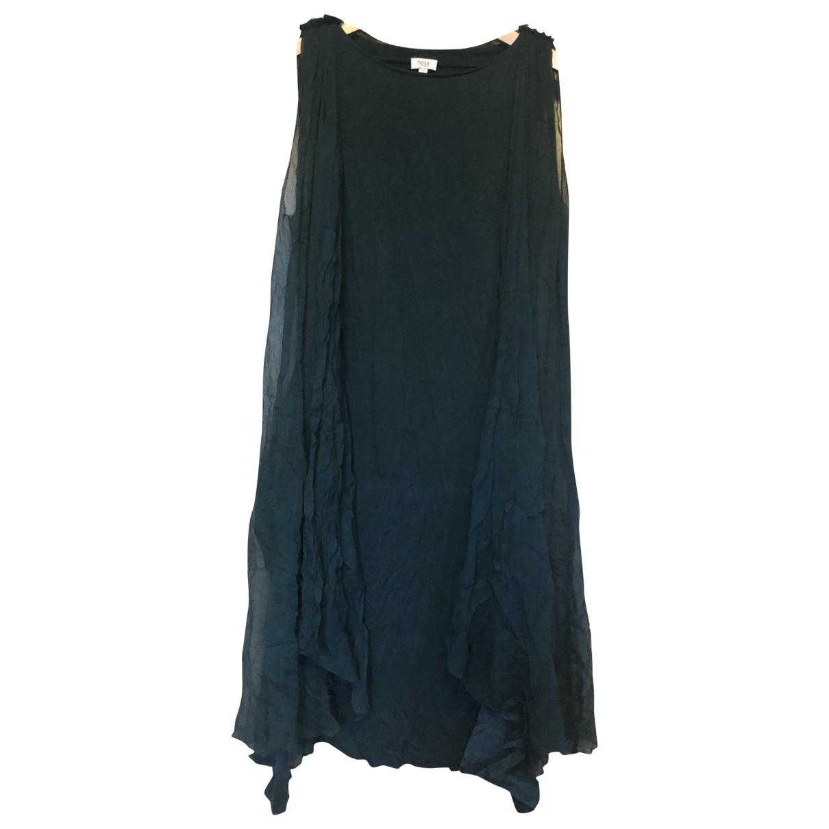 Hoss Intropia \N Kleid in  Gruen Baumwolle