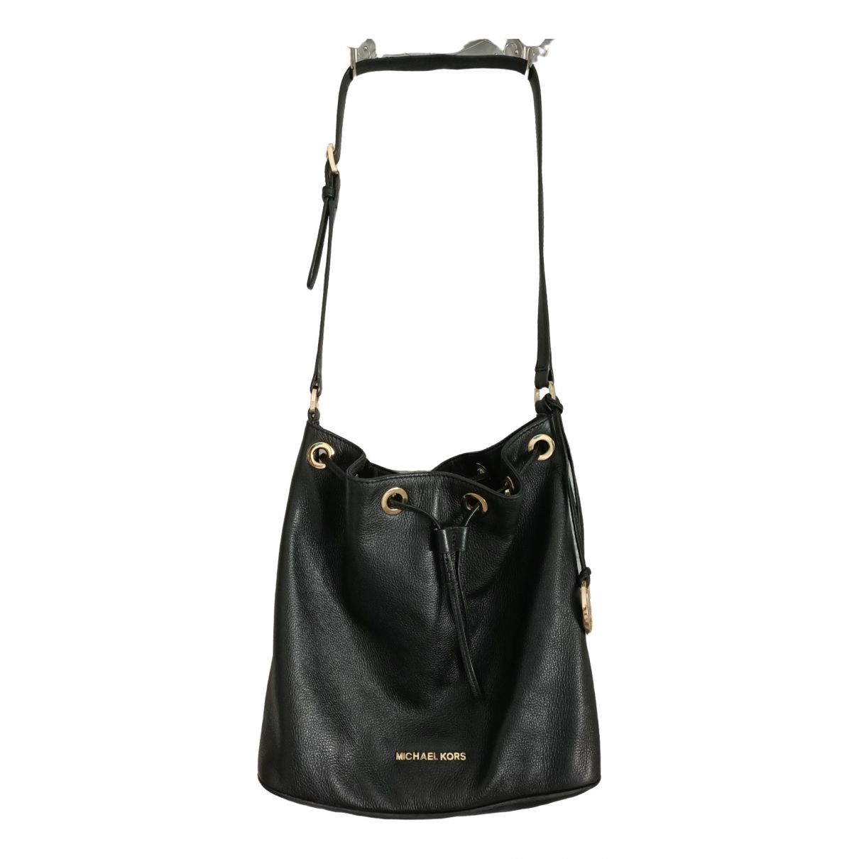 Michael Kors Jules Black Leather handbag for Women \N