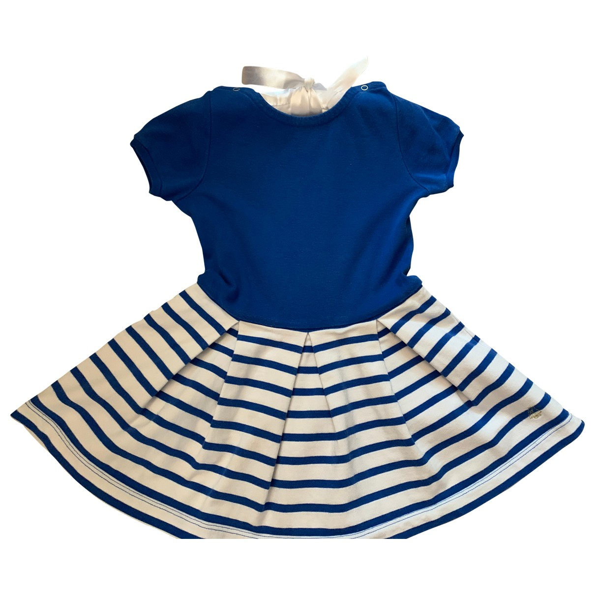 Petit Bateau \N Blue Cotton dress for Kids 4 years - up to 102cm FR