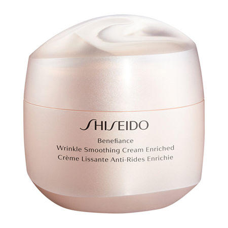 Shiseido Benefiance Wrinkle Smoothing Cream Enriched, One Size , Multiple Colors