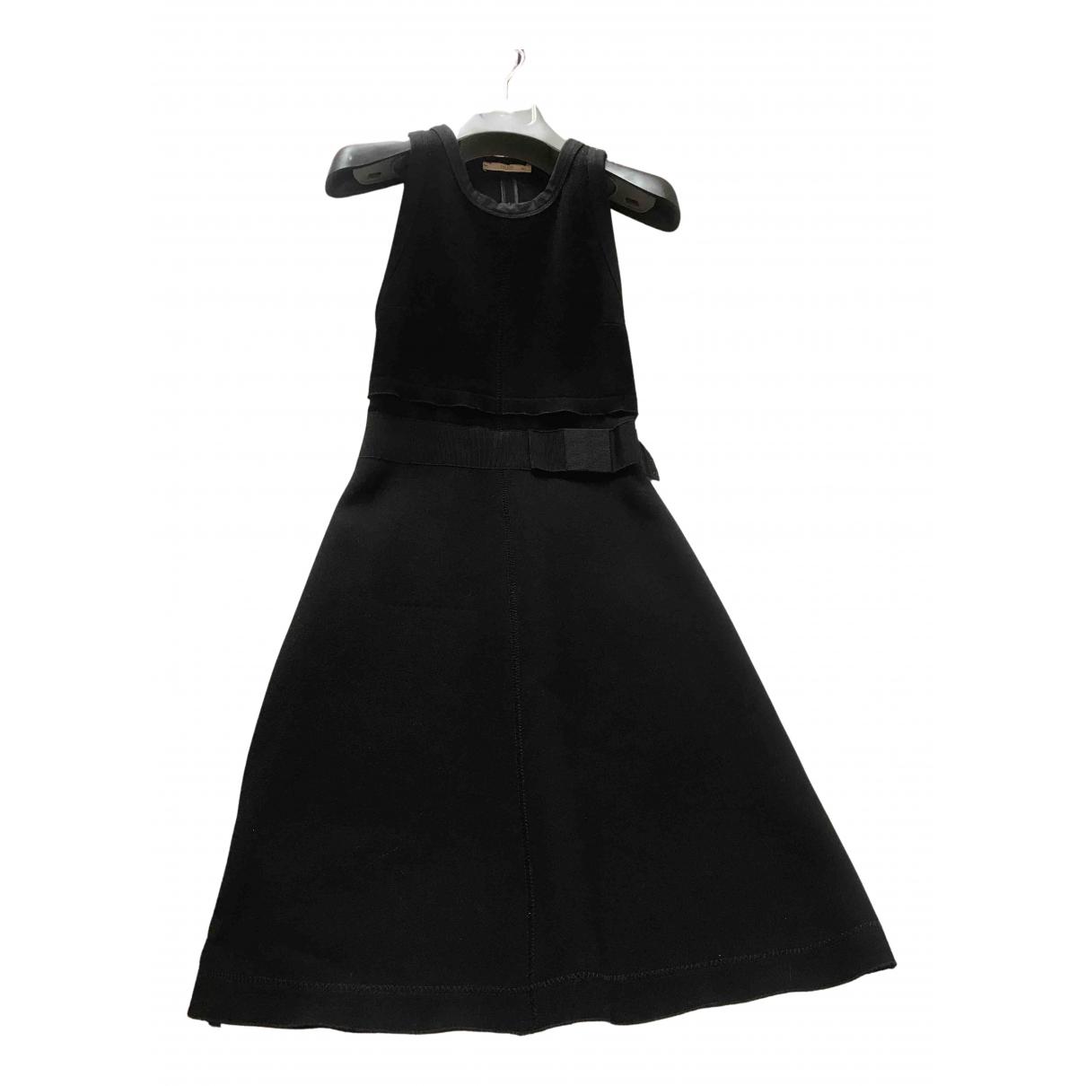 Vestido de Lana Prada