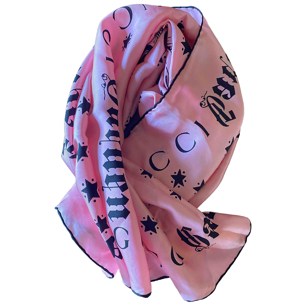 Gucci - Foulard   pour femme en soie - rose