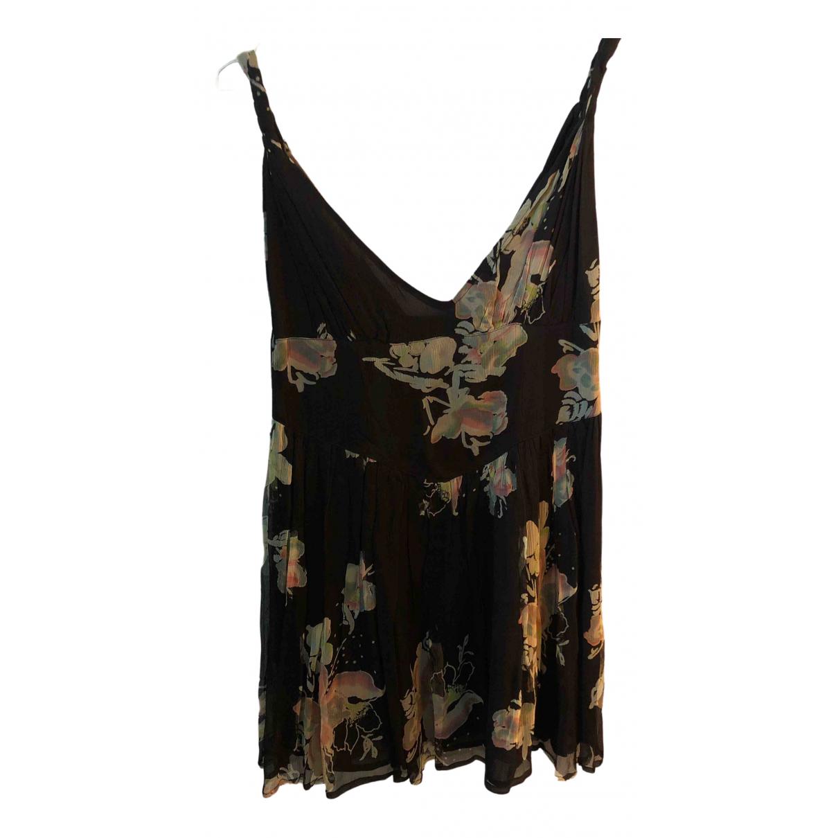 Tophop \N Kleid in  Bunt Viskose