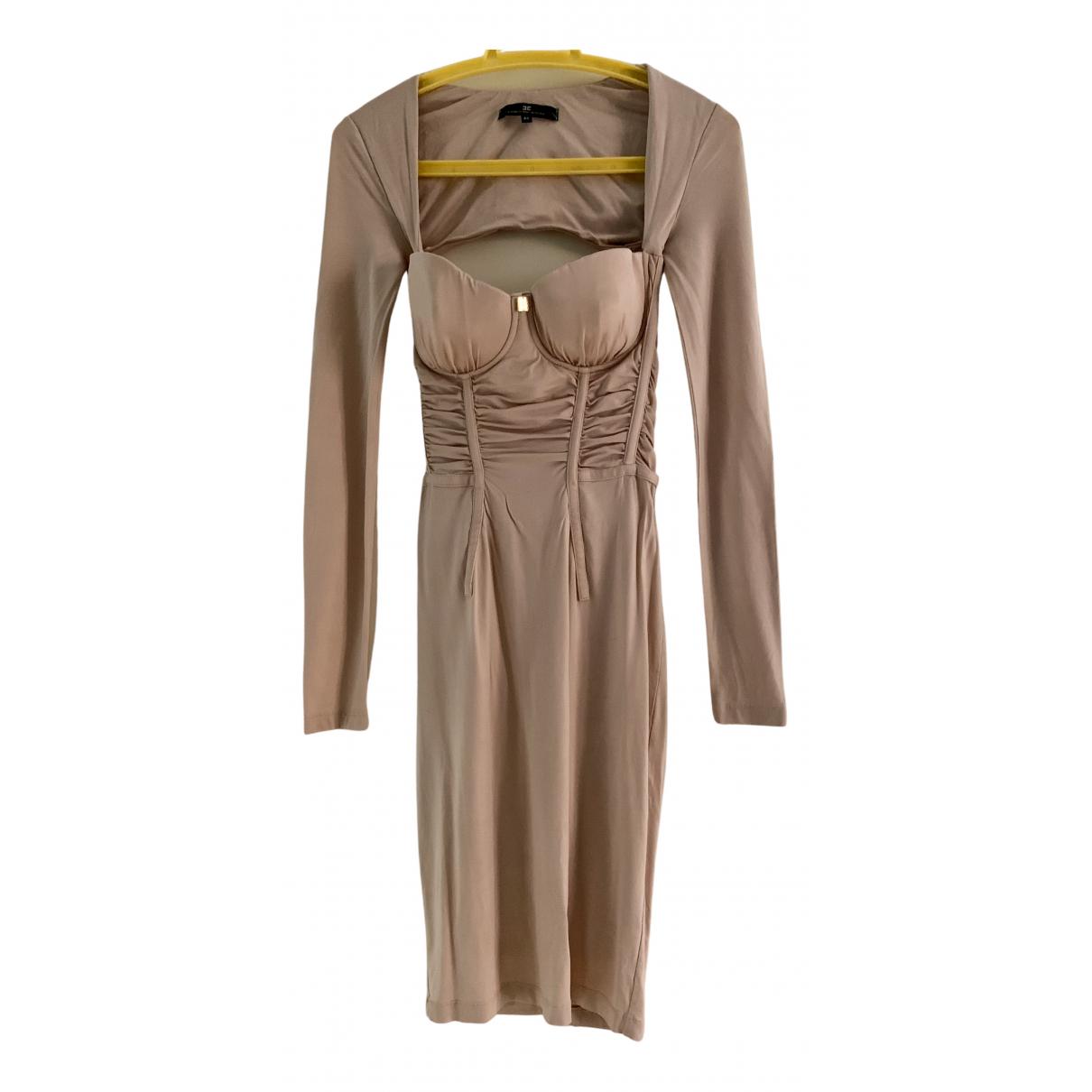 Elisabetta Franchi N Pink dress for Women 40 IT