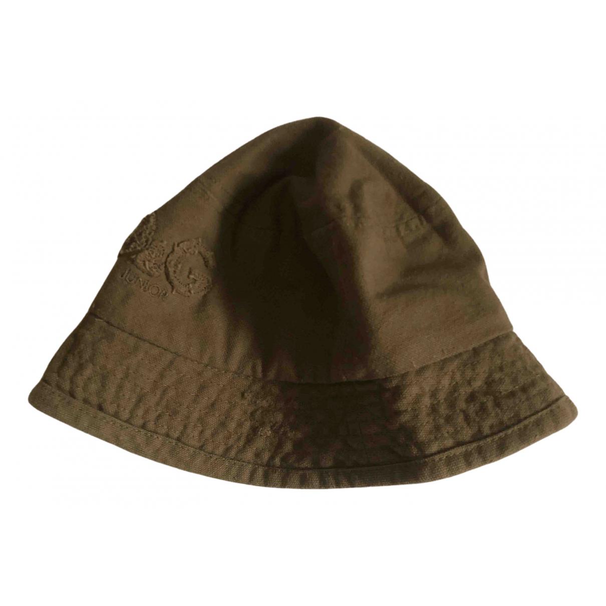 D&g - Chapeaux.Bonnets.Gants   pour enfant en coton - kaki