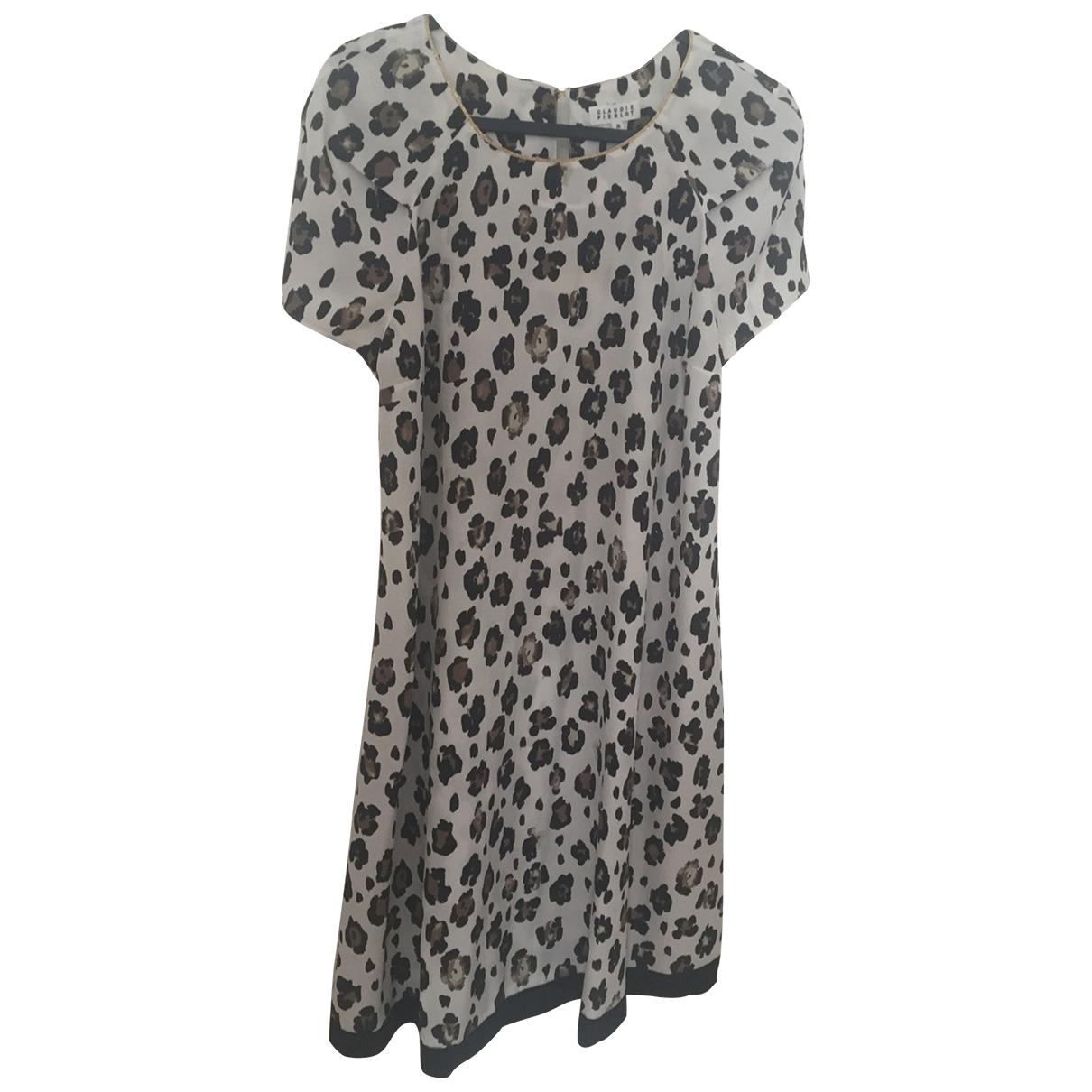 Claudie Pierlot \N Kleid in Polyester