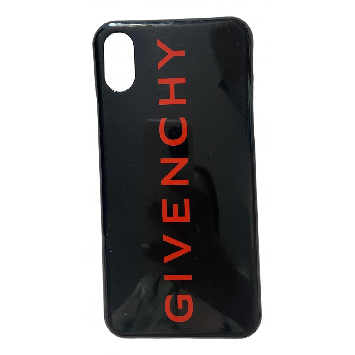 Givenchy \N Accessoires in  Schwarz Kunststoff