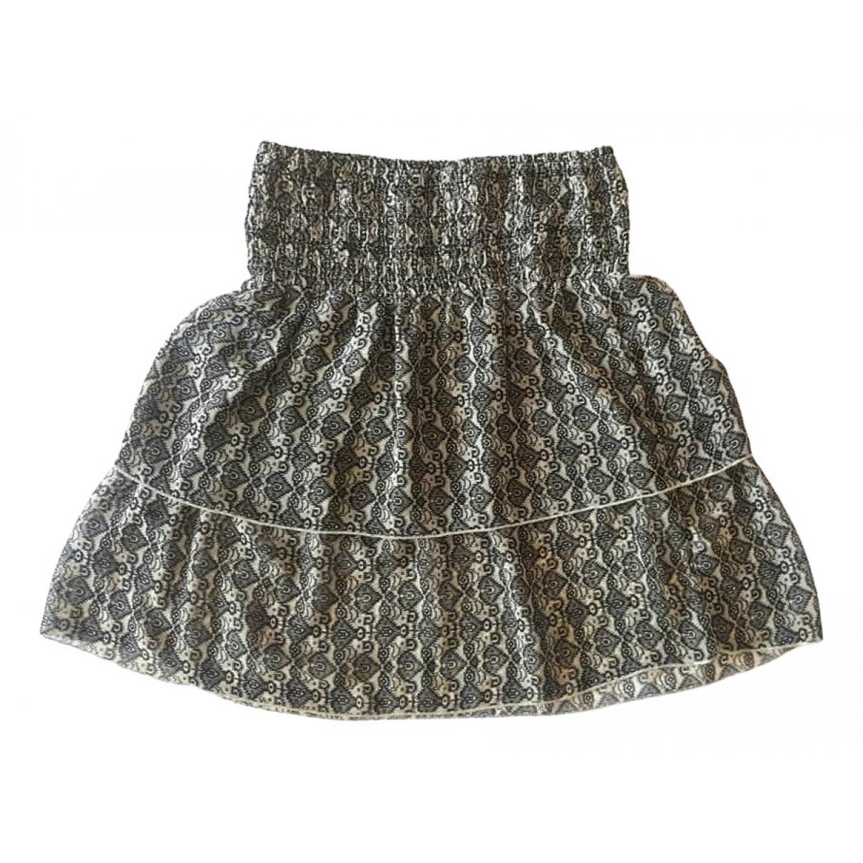 Non Signé / Unsigned \N Multicolour skirt for Women M International
