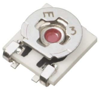 Panasonic 20kΩ, SMD Trimmer Potentiometer 0.15W Top Adjust , EVM2N (5)