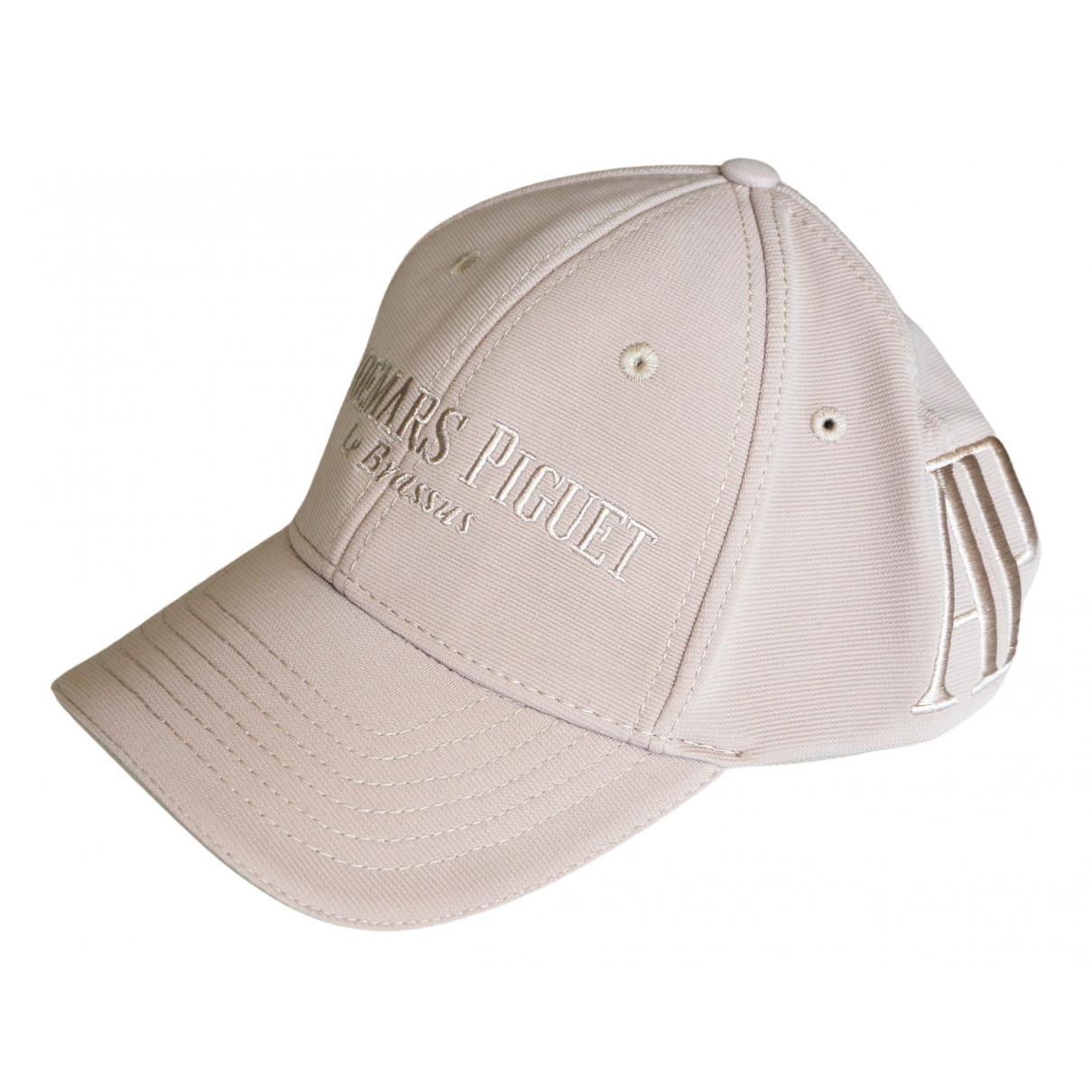 Audemars Piguet - Chapeau & Bonnets   pour homme en toile - beige