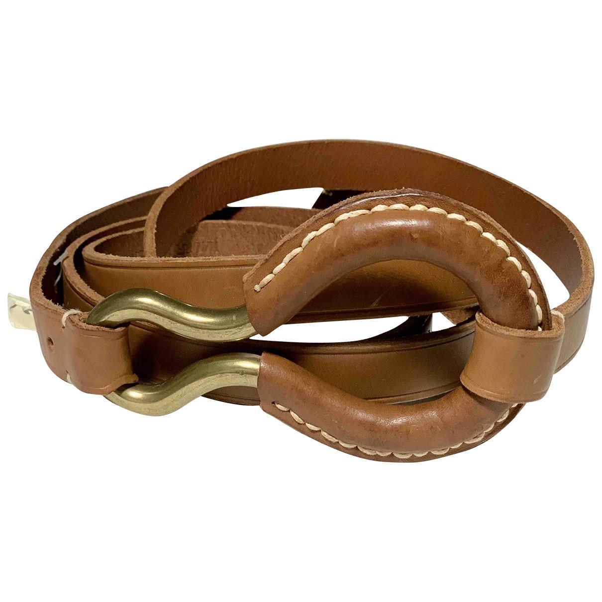 Cinturon de Cuero Ralph Lauren