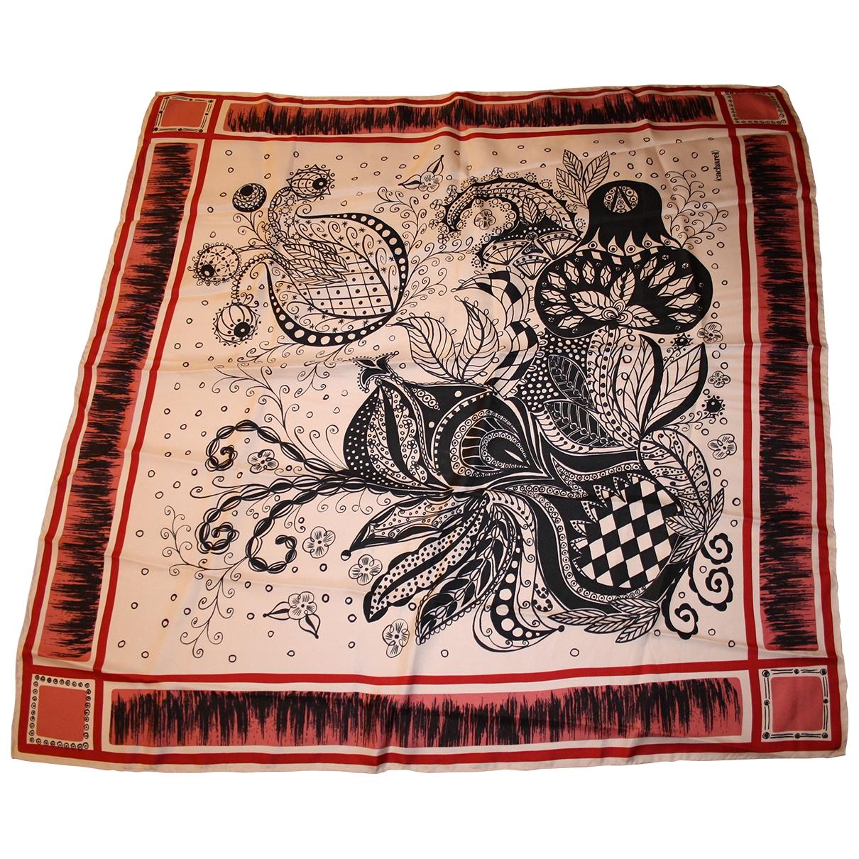 Pañuelo de Seda Cacharel