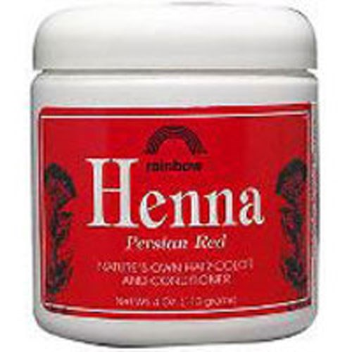 Henna PERSIAN RED, 4 OZ by Rainbow Research